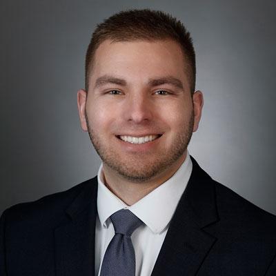 Kyle Vozar, MT, Senior Accountant